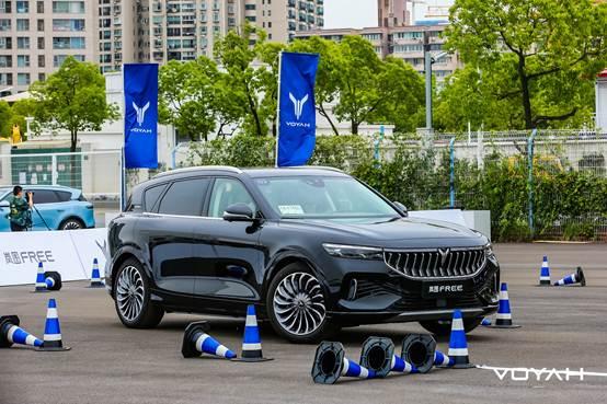 性能级电动SUV用实力说话 试驾体验岚图FREE