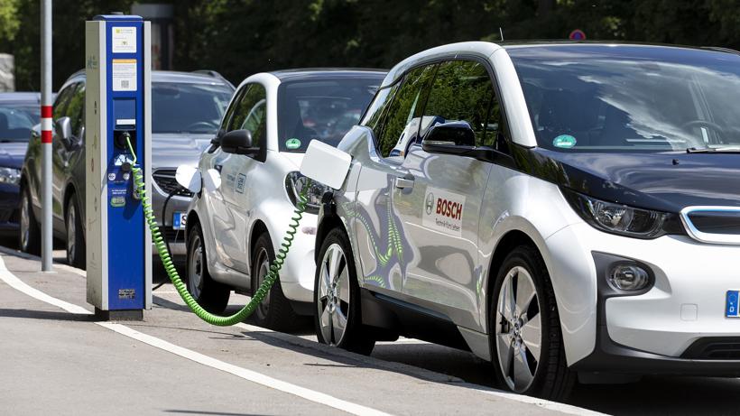 博世电动车业务订单量达130亿欧元
