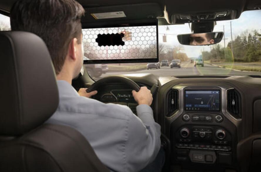 开拓视线保障驾驶安全 博世革新95年不变的车载遮阳板