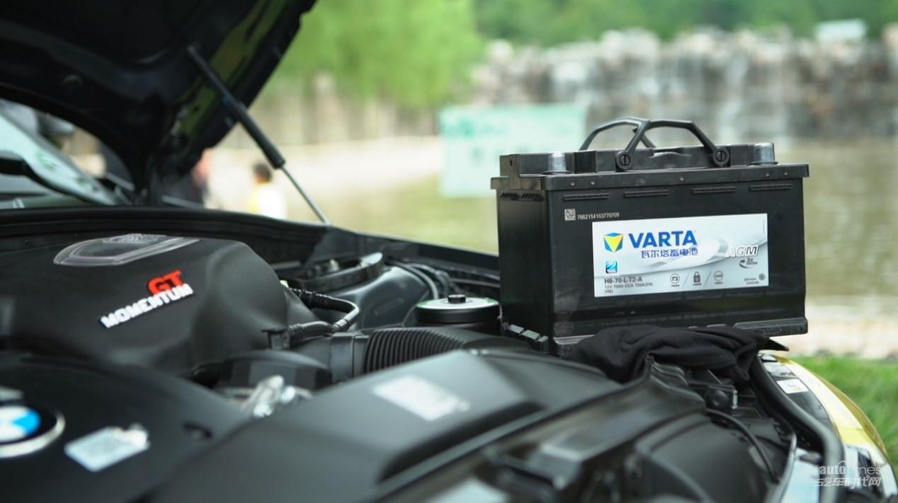 豪华汽车电气化升级---瓦尔塔AGM澎湃助力