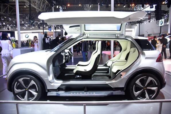 引导未来驾驶科技 π7打造全新智能出行