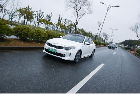 低油耗高性能 东风悦达起亚K5 PHEV打造经济出行最优选