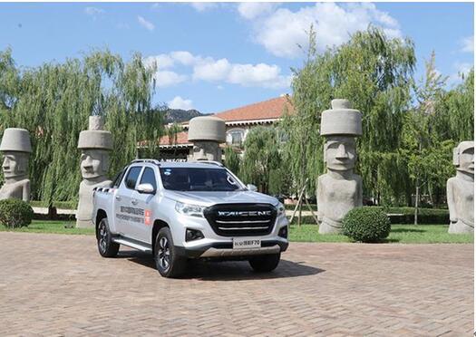 驻华使馆指定用车 未上市被订购 长安凯程F70为国争光