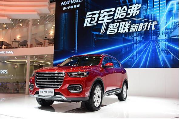 11月销量突破13万辆 长城汽车提前锁定百万销量