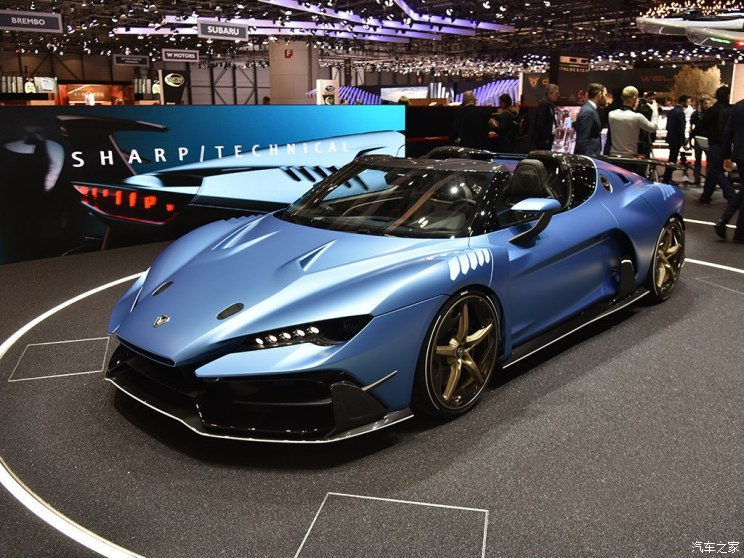 Italdesign Zerouno 2018款 Duerta