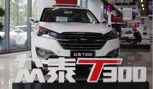 将陆续向全国发售 新款国六版众泰T300到店实拍(图)