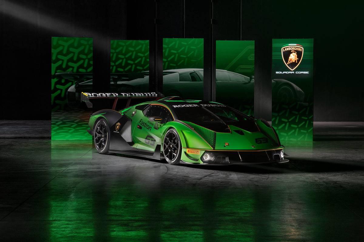 最纯粹的赛道体验 最大830马力 兰博基尼Essenza SCV12
