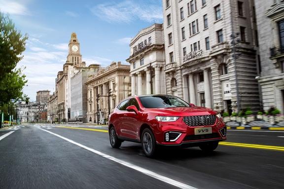推出4款车型 2021款WEY VV5上市 售12.58-14.78万元