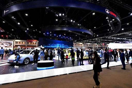 说明: 长城汽车正式登陆第42届曼谷国际车展_副本