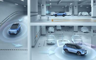 威马W6率先实现了特定场景下的无人驾驶功能,有效解决各类泊车痛点